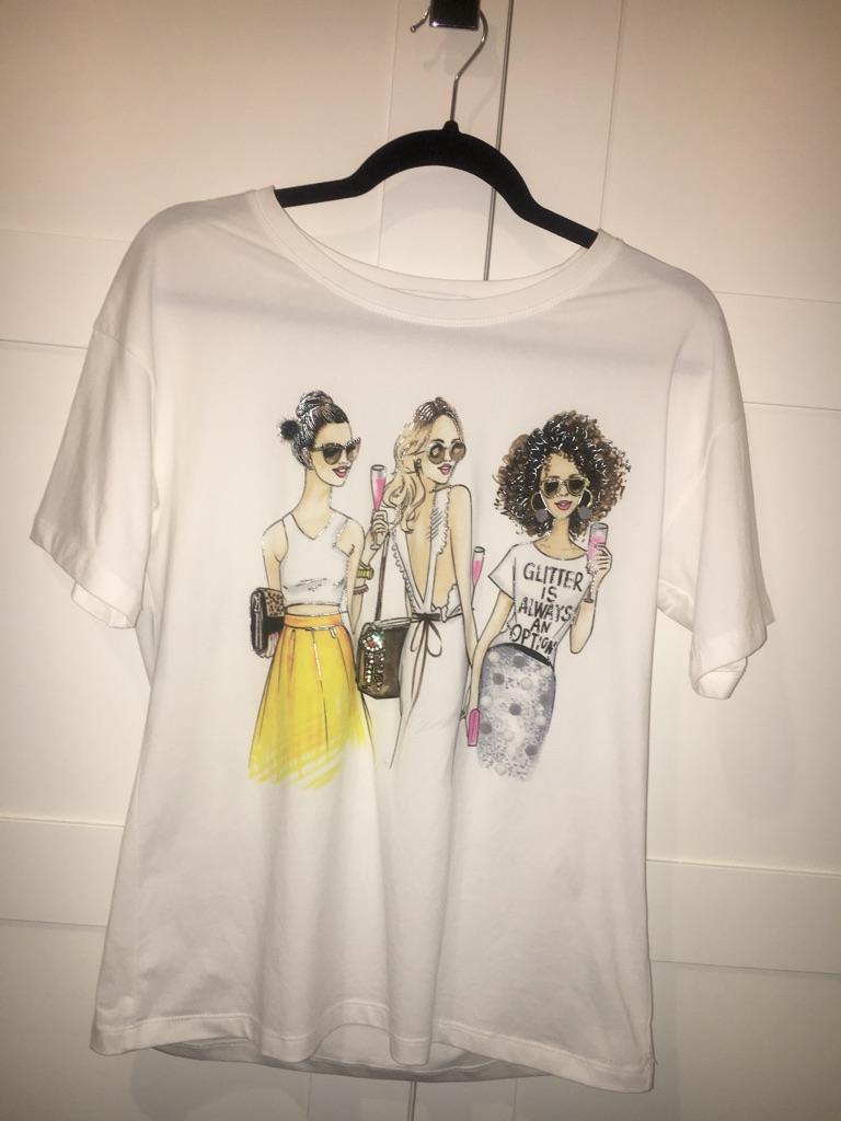 Ladies Fashion T Shirt