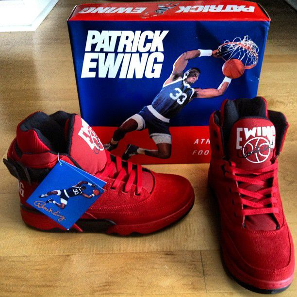 Patrick Ewing shoes