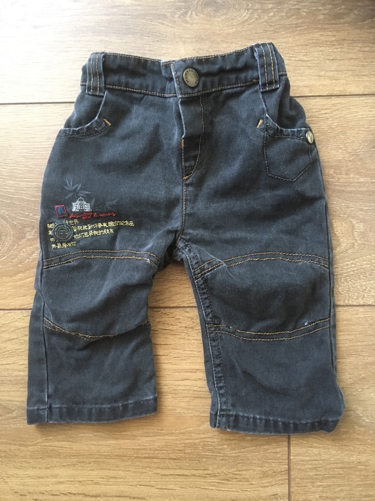 Boys Jeans age 3-6 Months