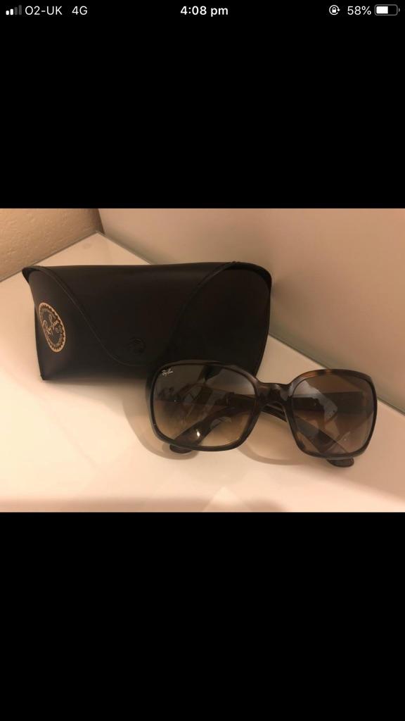 Ray Ban women's sun glasses