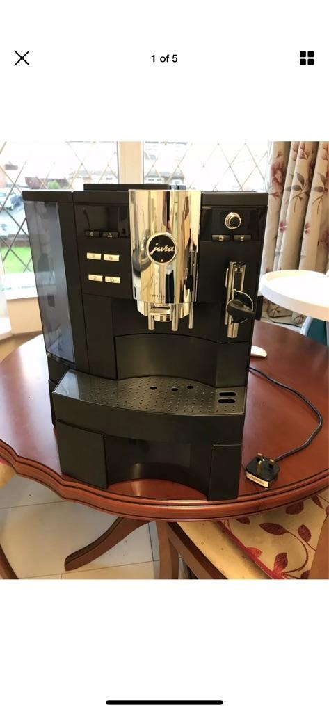 Jura XS9 Classic Bean to Cup Coffee Machine