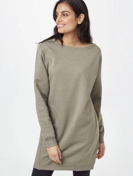 Sweatshirt dress 15% off using my code below ⬇️