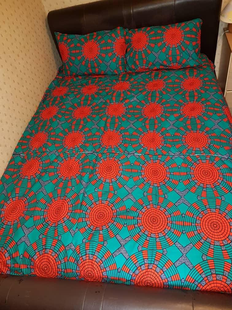 African bed sheet sets