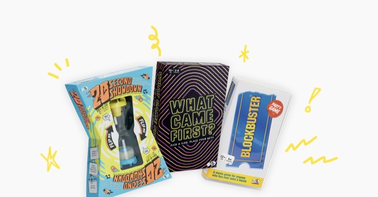 Board games for Christmas presents 🎁