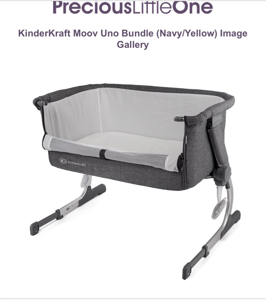 Kinderkraft travel cot