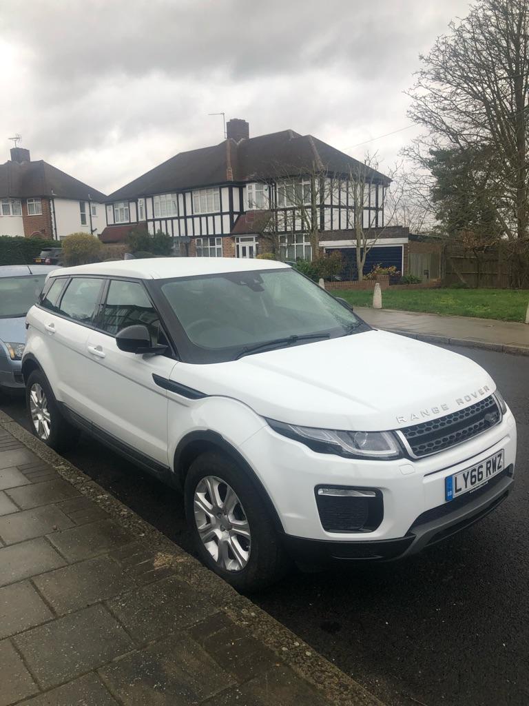 Land Rover Range Rover Evoque Diesel Hatchback