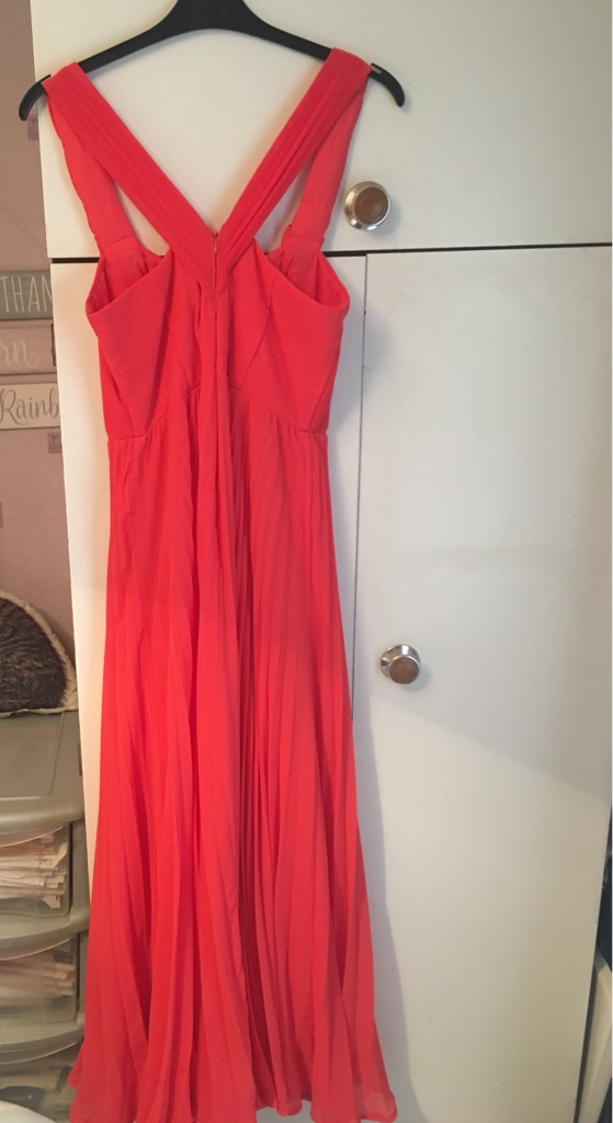 Bridesmaid /Prom dress by Oasis