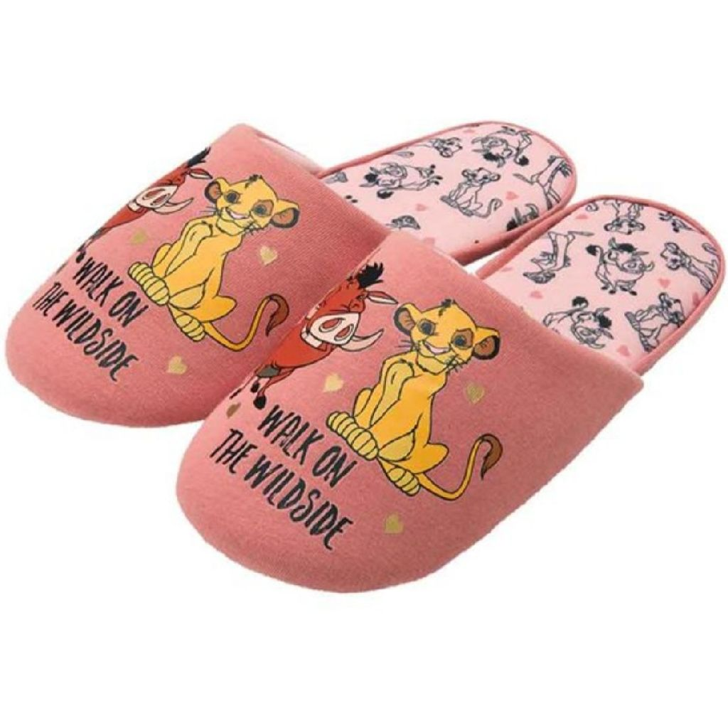 disney lion king womens slippers