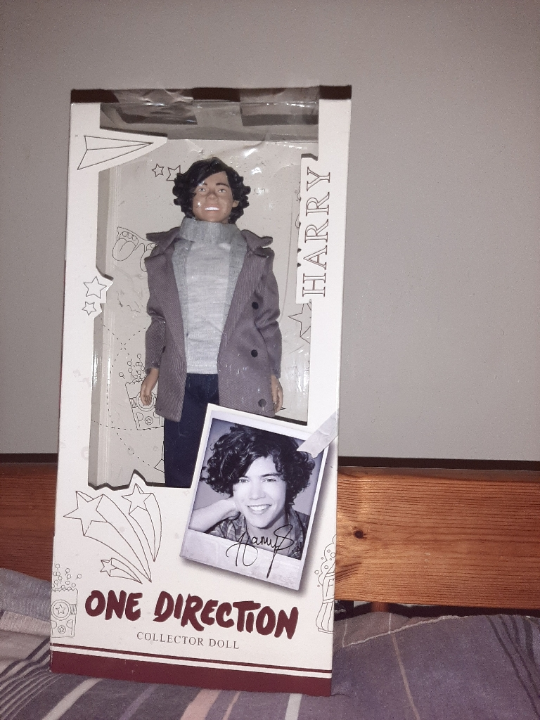 Harry One Direction Collector  Doll