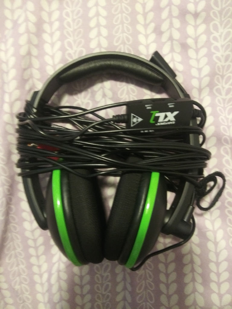 Turtle Beach xl one headset