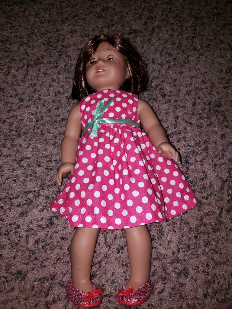 American girl doll clothes and doll