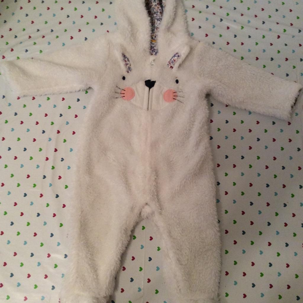 Mothercare winter pram suit