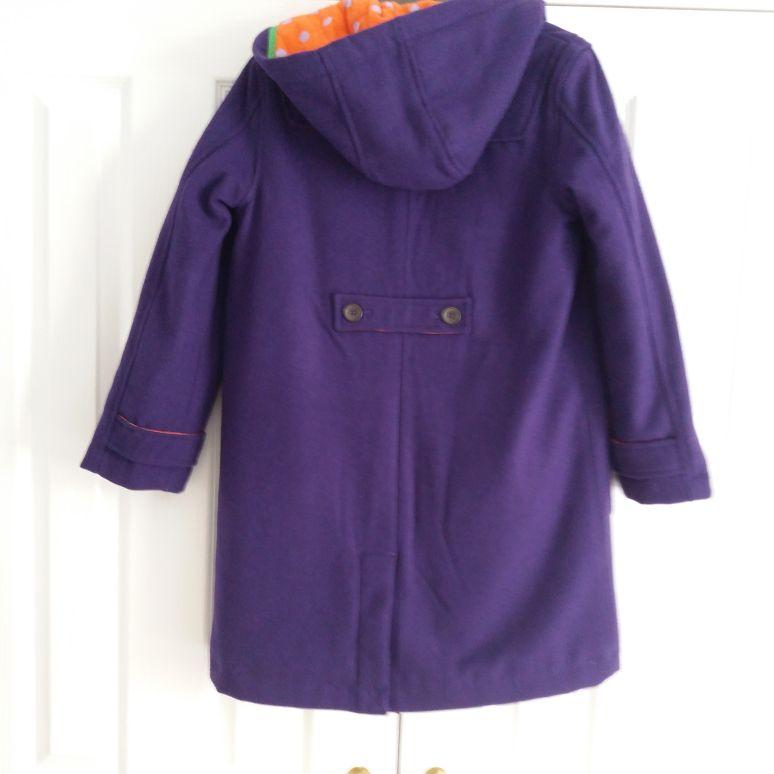 Mini Boden Girl's Duffle Coat 11-12 years