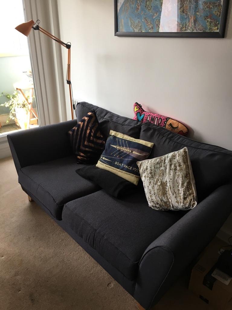 John Lewis Oslo medium sofa