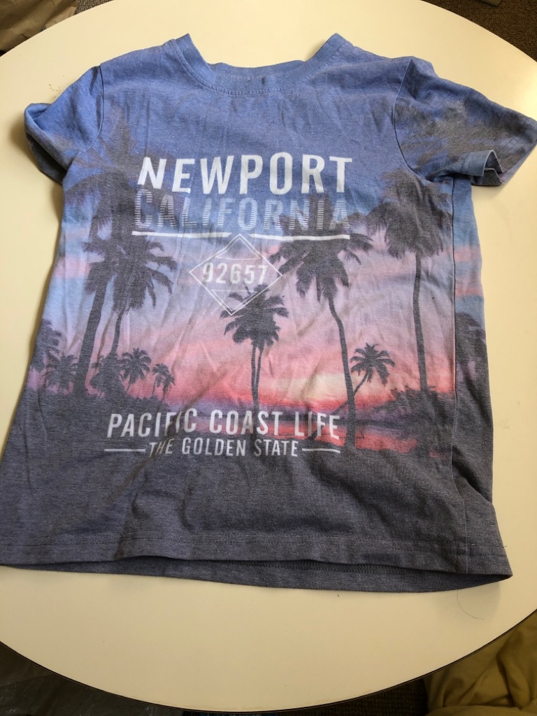 Boys t shirt size 10-11 from atmosphere