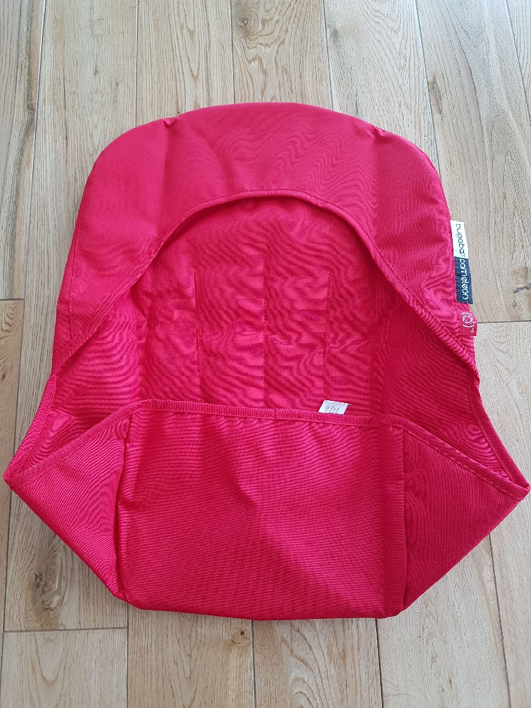Bugaboo Camaleon canvas set RED colour