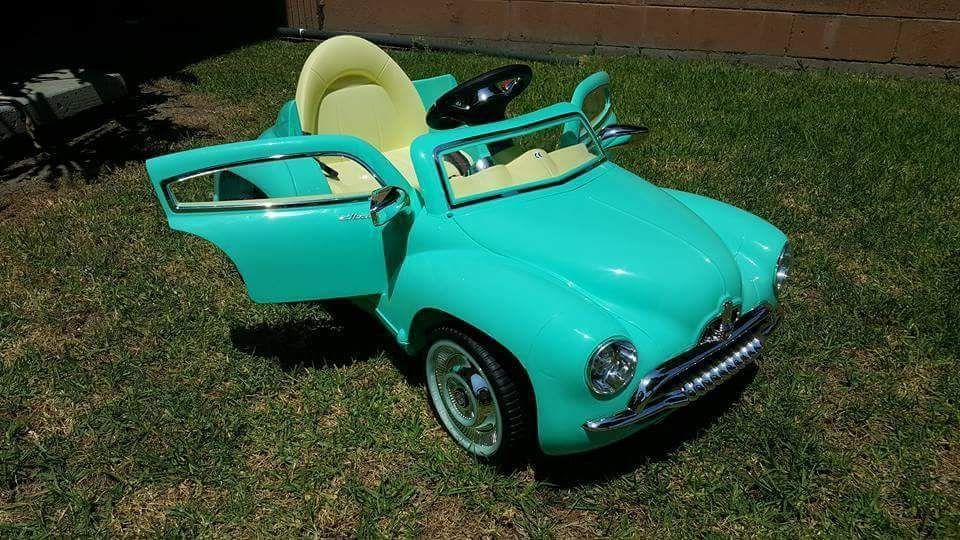 Classic cars for toddlers 12v