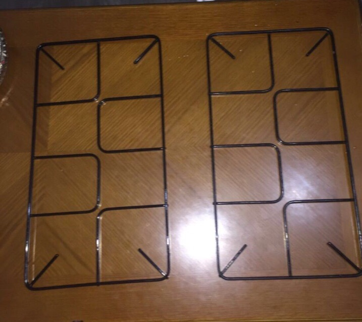Cooker panels