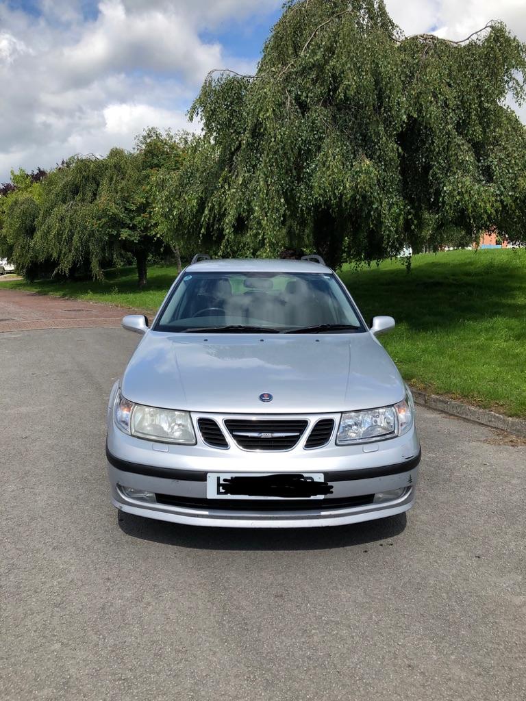 Saab 9-5 Vector TID auto Diesel