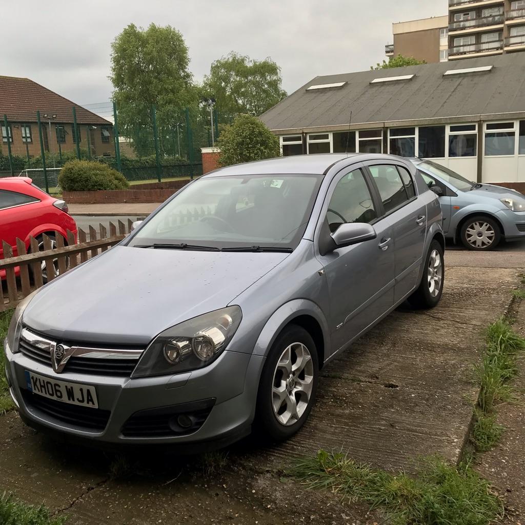 Vauxhall Astra 06 plate mot Feb 2020