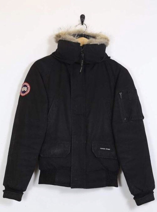 Genuine Canada goose jacket