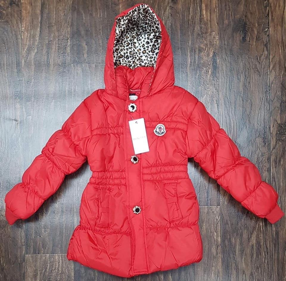 Girls moncler coats