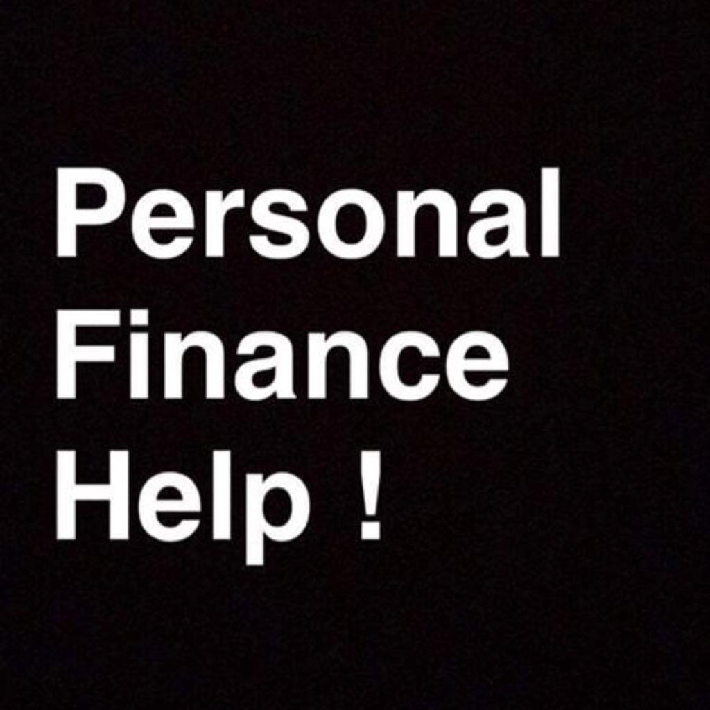 Personal Finance Help !!