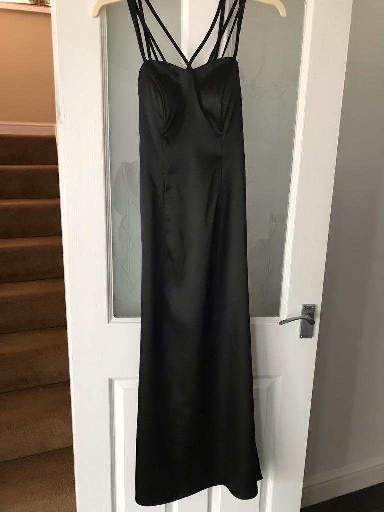 Black ball gown/prom dress
