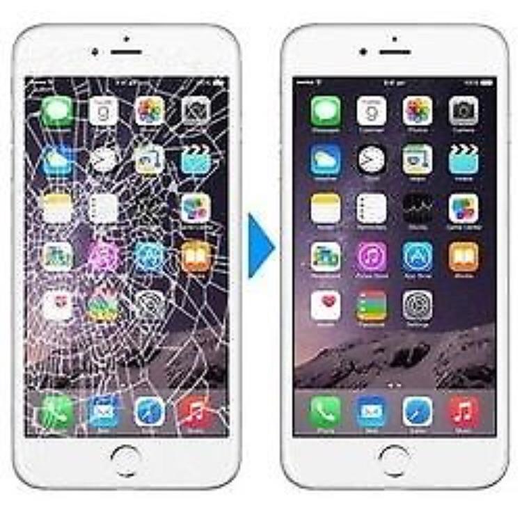 iPhone screen repair for CHEAP