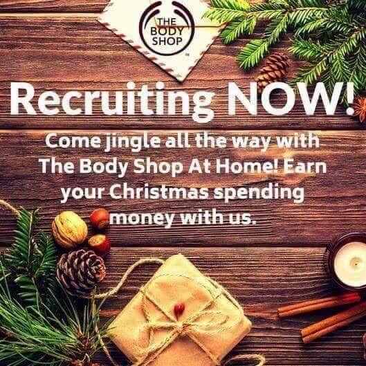 Body shop reps wanted