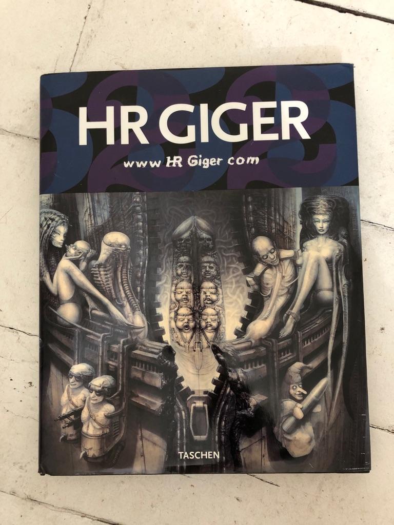 Book HR GIGER WWW HR GIGER COM