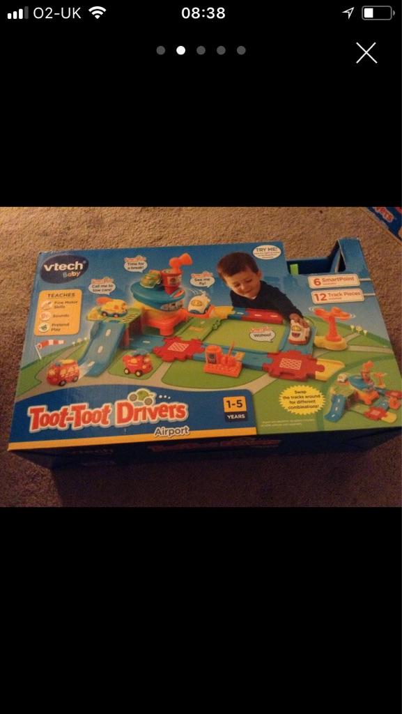 Vetch Toot Toot Driver Bundle