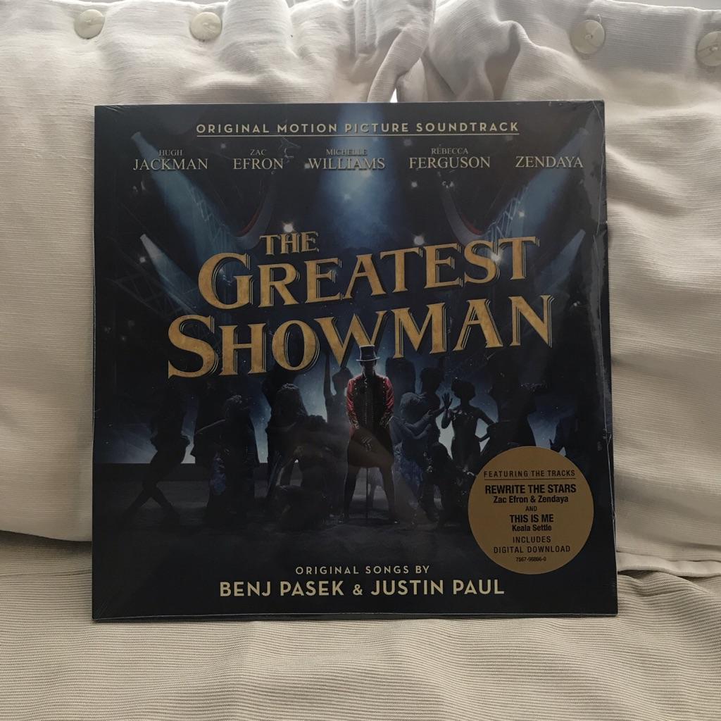 The Greatest Showman Vinyl