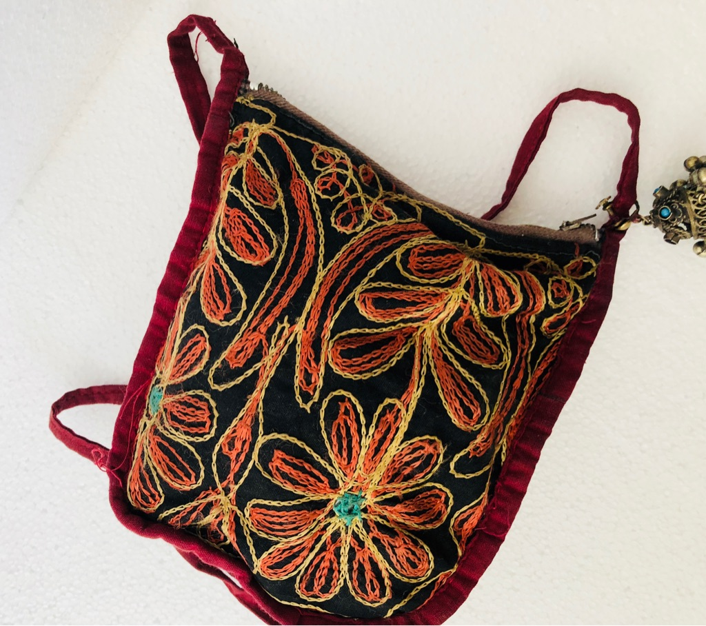 INDIAN PURSE HANDCRAFTED