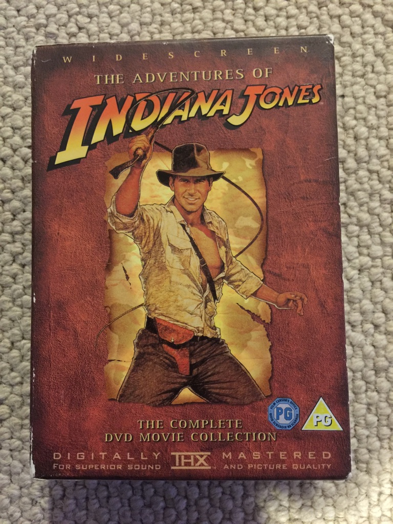The Adventures of Indiana Jones Movie Collection