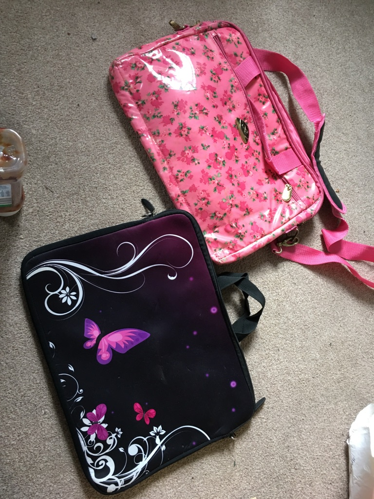 Laptop bags suitable for 15""