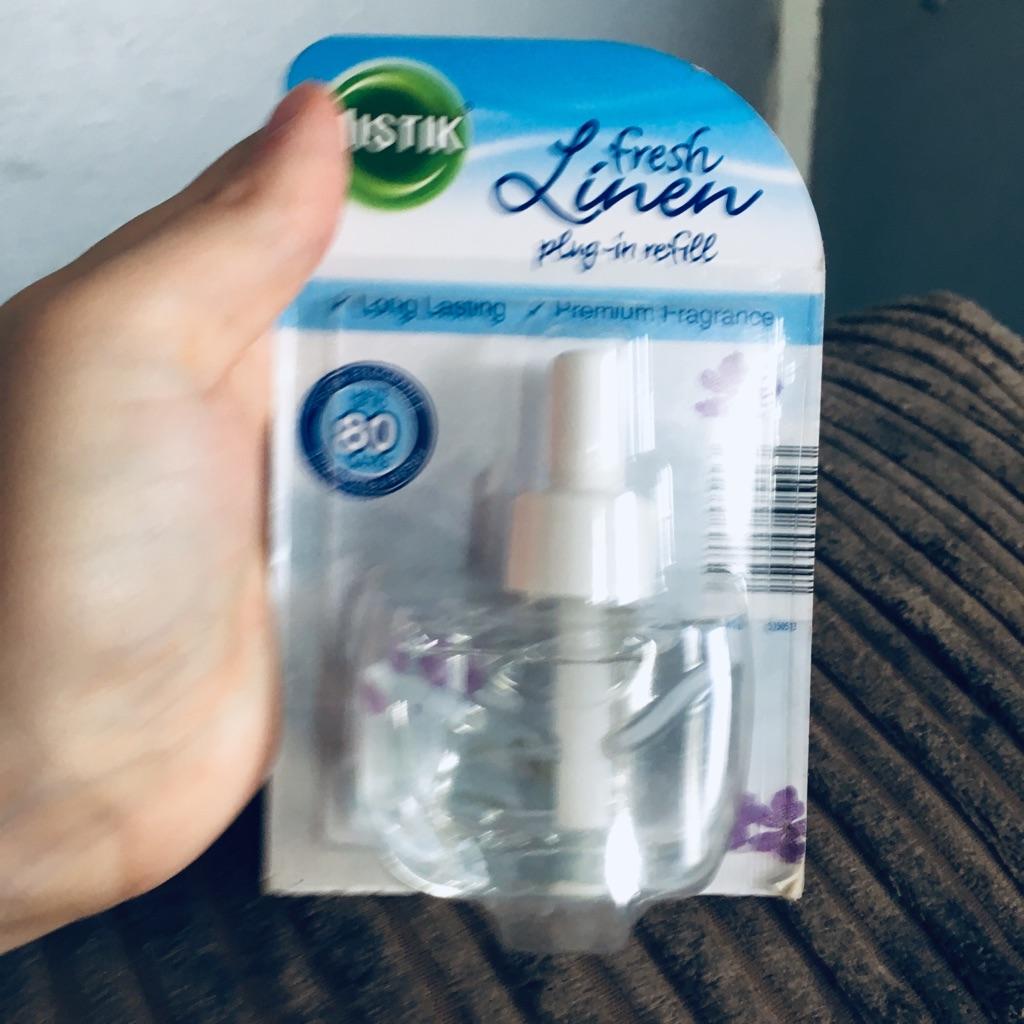Fresh linen plug in refill