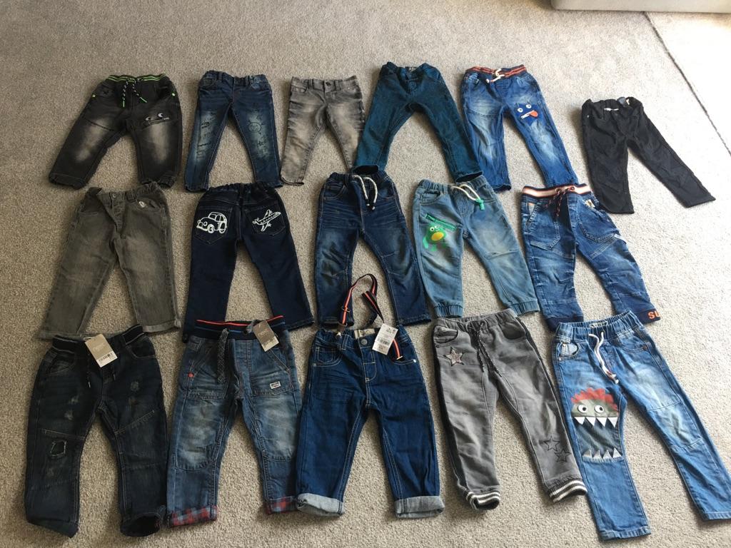 Next bundle of jeans
