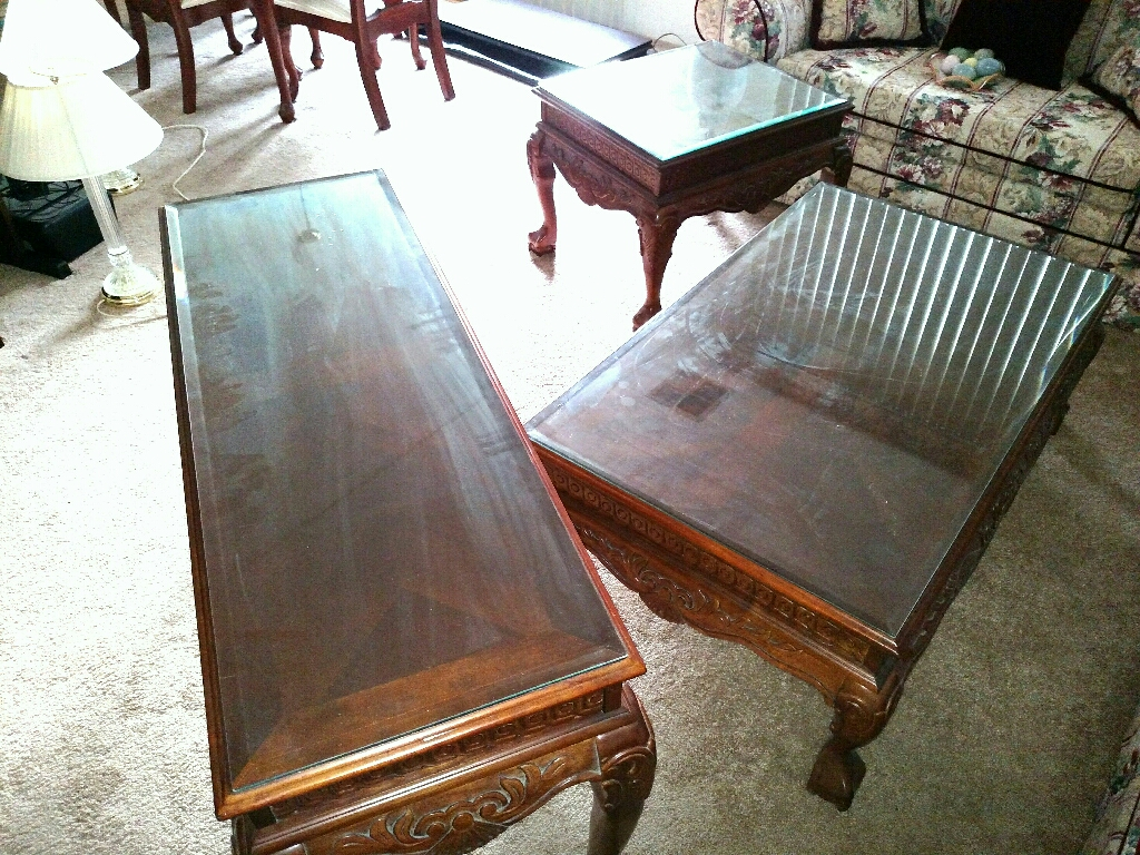 Tables Set of 3