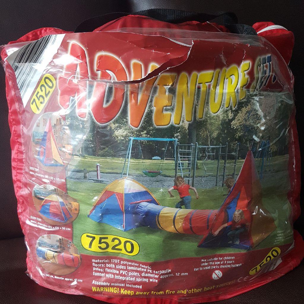 Children's Adventure 3piece Play Set