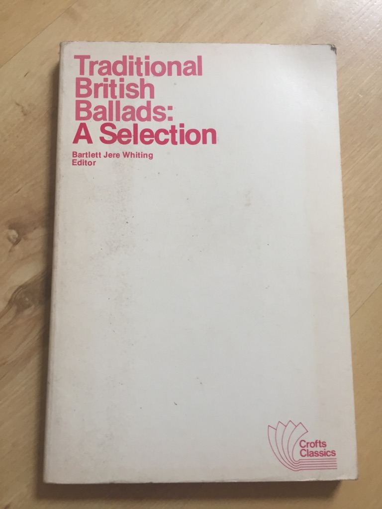 Traditional British Ballads