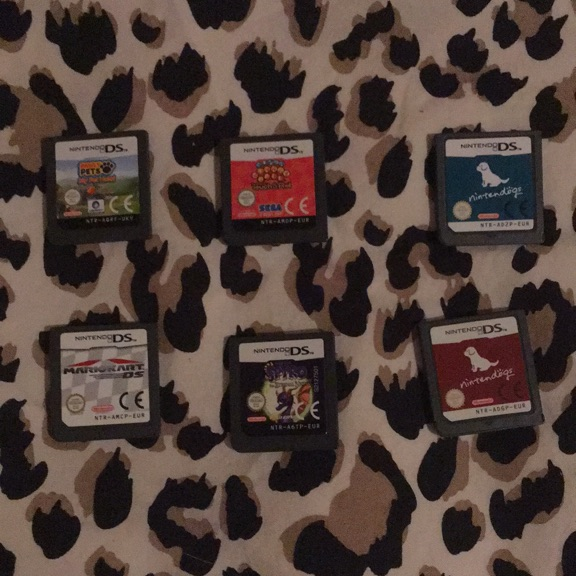old school games, all £5
