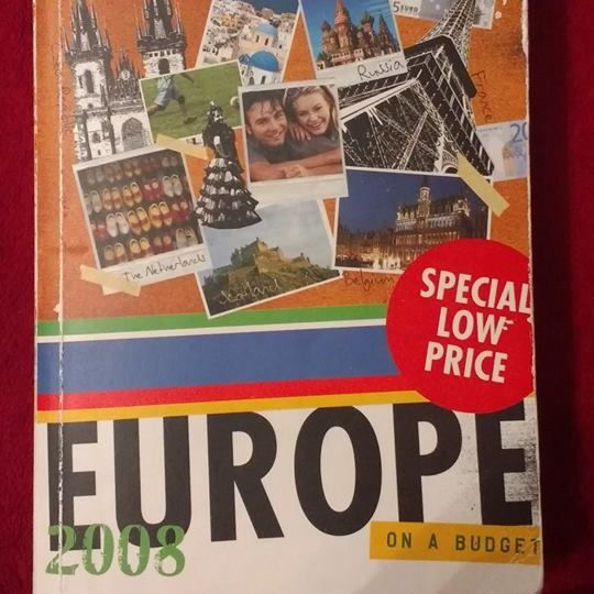 Let's go Europe on a Budget