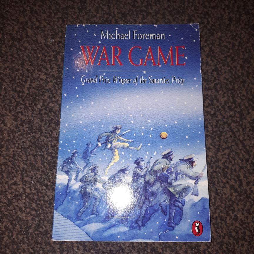 Michael Foreman book