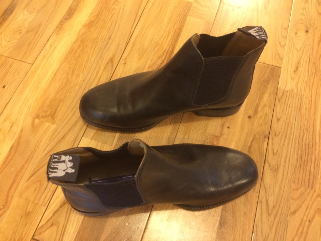 Jodhpur boots size 8 (42) Harry Hall