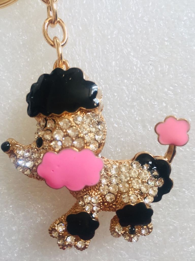 Keys ring holder with puppy ### 2