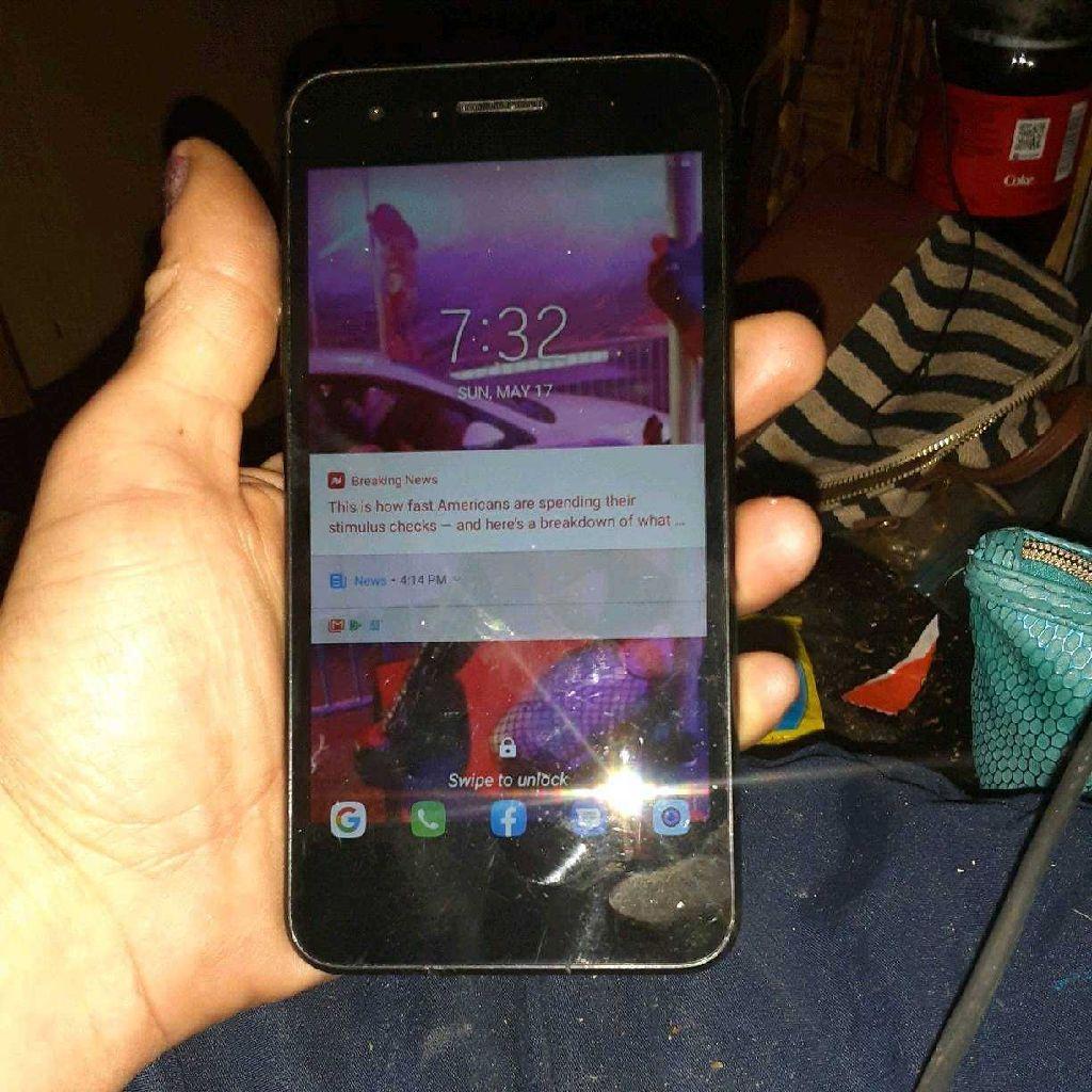 Lg prepaid trac phone