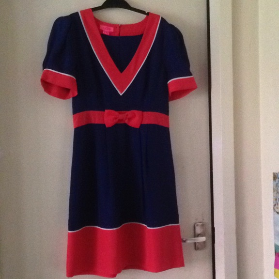 Monsoon Fusion Dress Size 10