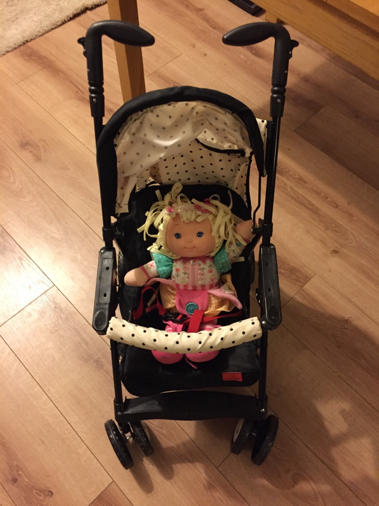 Toy buggy