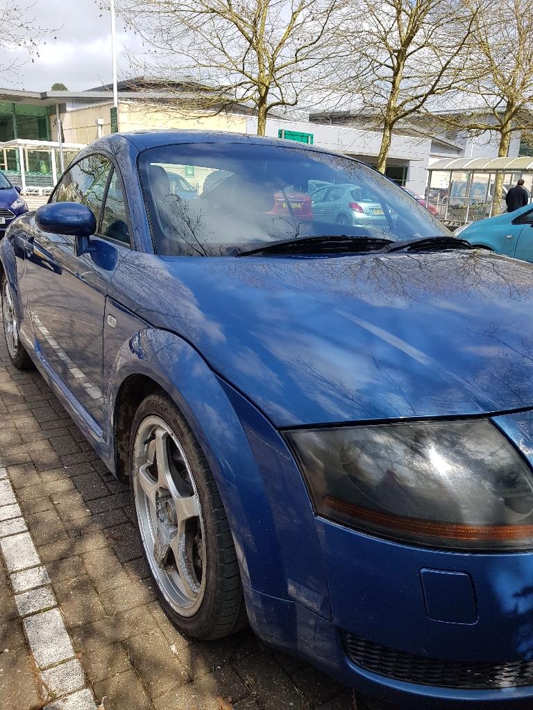 Audi TT 180bhp Turbo